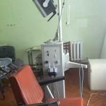Cabinet de dentiste apporté par PHI