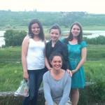 Sortie au lac Delia