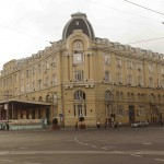 La gare de Bucarest