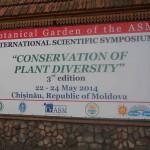 Le jardin botanique de Chisineau