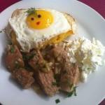 Le plat typique : mamaliga