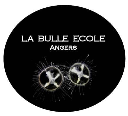 LOGO LA BULLE ECOLE 2014